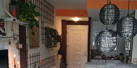 Interior design, Floor, Room, Flooring, Wall, Laminate flooring, Interior design, House, Wood flooring, Picture frame,