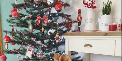 Interior design, Christmas decoration, Interior design, Holiday, Christmas tree, Christmas ornament, Box, Christmas, Home, Ornament,
