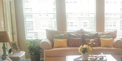 Room, Interior design, Floor, Flooring, Living room, Furniture, Table, Home, Interior design, Turtle,