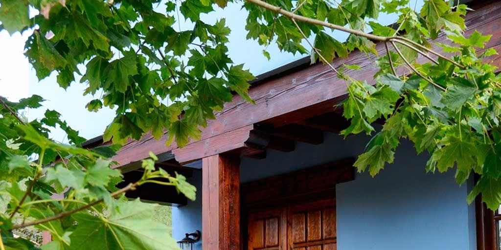 Una mini villa en cantabria con muebles ex ticos for Casa mendoza muebles villa martelli