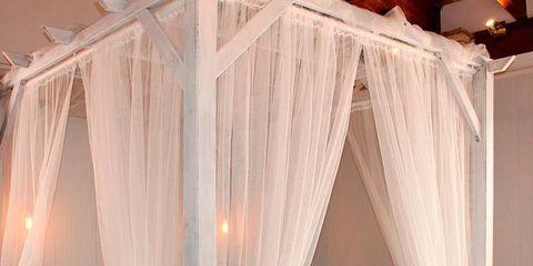 Product, Interior design, Room, Bed, Floor, Property, Textile, Flooring, Bedding, Mosquito net,