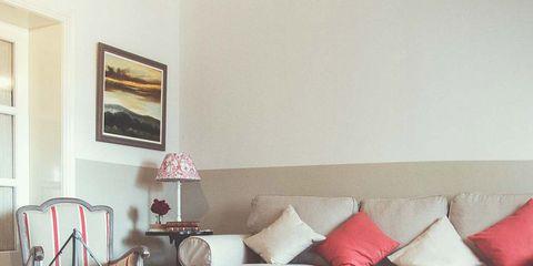 Wood, Room, Interior design, Floor, Table, Furniture, Wall, Home, Living room, Flooring,