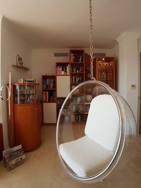 Room, Property, Furniture, Interior design, Floor, Lighting, Ceiling, Chair, Architecture, Table,