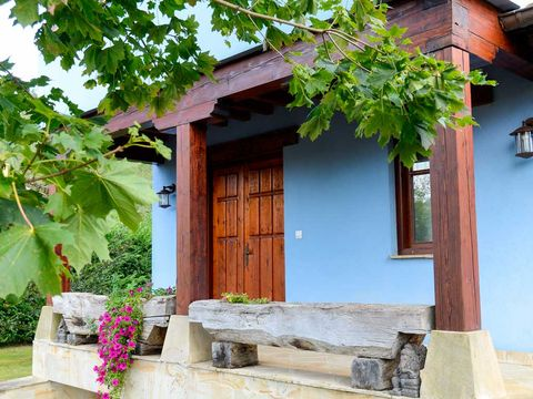 Wood, House, Leaf, Door, Fixture, Home door, Garden, Village, Cottage, Annual plant,