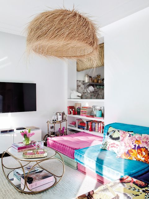 Un apartamento femenino