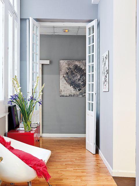 Floor, Flooring, Interior design, Wall, Wood flooring, Room, Laminate flooring, Fixture, Wood stain, Hardwood,