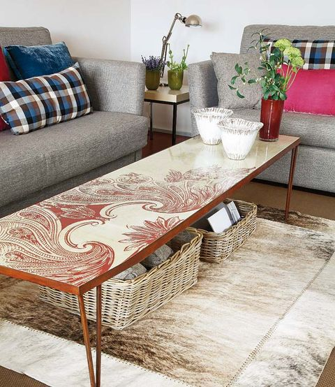 Interior design, Floor, Room, Flowerpot, Furniture, Flooring, Textile, Table, Couch, Interior design,