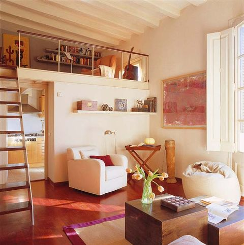 Room, Interior design, Wood, Wall, Living room, Ceiling, Home, Floor, Table, Furniture,