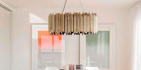 Product, Floor, Room, Interior design, Flooring, Furniture, Ceiling, Interior design, Light fixture, Teal,