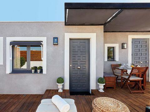 Property, Wall, Door, Interior design, Real estate, Table, Floor, House, Home door, Hardwood,