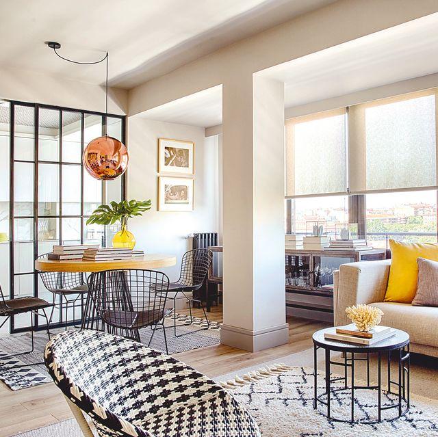 piso moderno y  familiar