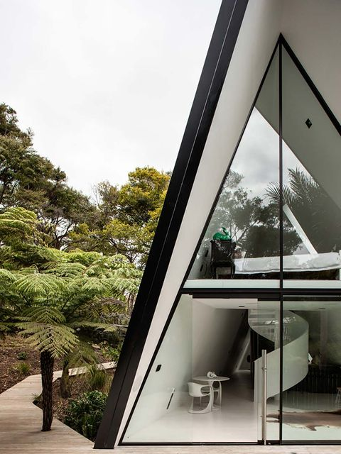 House, Architecture, Home, Property, Tree, Window, Daylighting, Building, Room, Interior design,