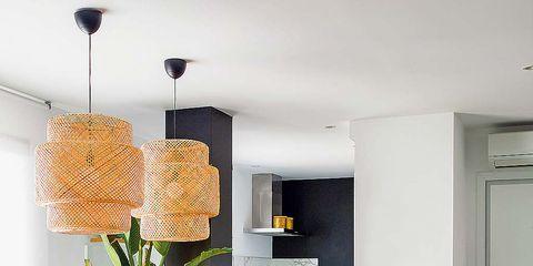 Room, Interior design, Furniture, Living room, Green, Floor, Yellow, Property, Building, Table,