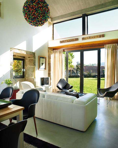 Room, Interior design, Floor, Flooring, Furniture, Wall, Interior design, Home, Ceiling, Living room,