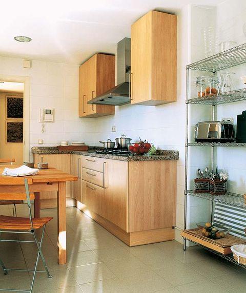 Room, Wood, Interior design, Furniture, Floor, Cupboard, Flooring, Shelf, House, Shelving,