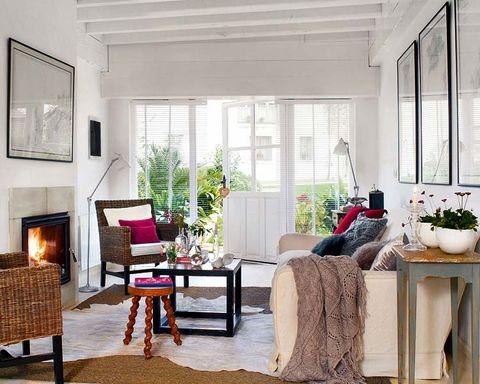 Room, Wood, Window, Interior design, Floor, Home, Flooring, Flowerpot, Wall, Interior design,