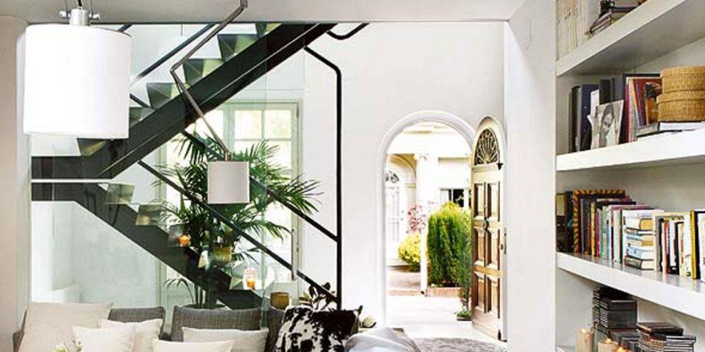 Una casa estilo ingl s - Cocinas estilo ingles decoracion ...