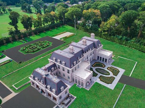 Aerial photography, Mansion, Architecture, Estate, Urban design, Bird's-eye view, Building, Landscape, House, Project,