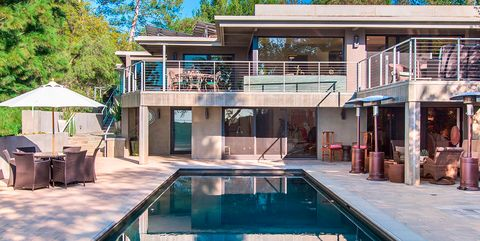 Swimming pool, Property, Home, Building, Architecture, House, Real estate, Resort, Estate, Leisure,