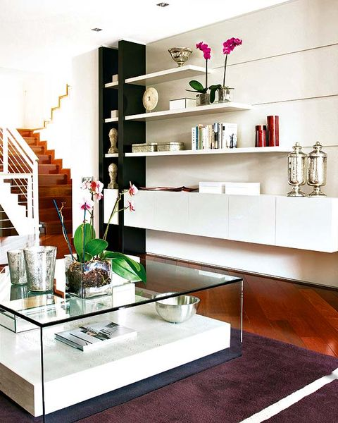 Interior design, Room, Stairs, Shelving, Floor, Wall, Interior design, House, Shelf, Home,