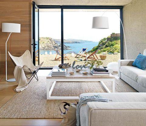 Casa en la playa, Costa Brava