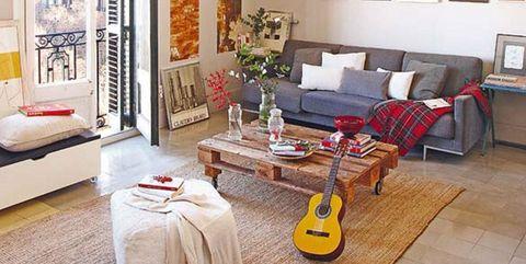 un piso reformado en armonía
