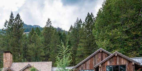 Home, Property, House, Tree, Natural landscape, Building, Real estate, Cottage, Landscape, Architecture,