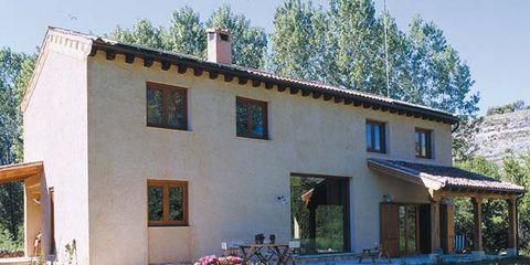 Property, House, Outdoor furniture, Building, Furniture, Land lot, Real estate, Garden, Door, Home,