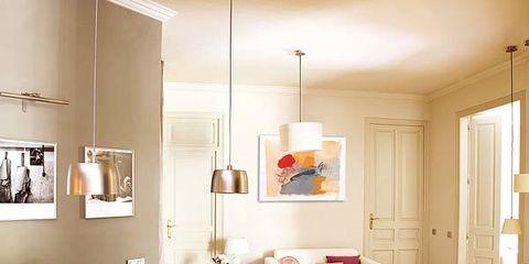 Room, Interior design, Ceiling, Floor, Interior design, Wall, Light fixture, Flooring, Home, House,