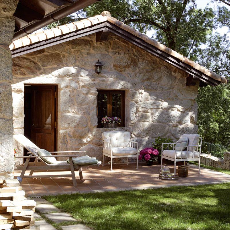 Las Diez Mejores Casas De Campo - Casas-de-campo-fotos