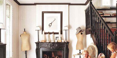 Wood, Interior design, Floor, Room, Flooring, Home, Living room, Interior design, Hearth, Carnivore,