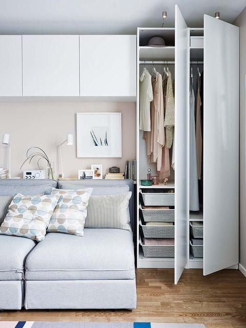 Room, Floor, Interior design, Property, Flooring, Textile, Wall, Bed, Furniture, Linens,