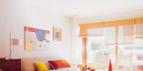 Room, Interior design, Yellow, Wood, Floor, Flooring, Wall, Furniture, Orange, Home,