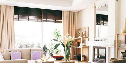 Interior design, Floor, Room, Flooring, Furniture, Table, Home, Interior design, Wall, Living room,