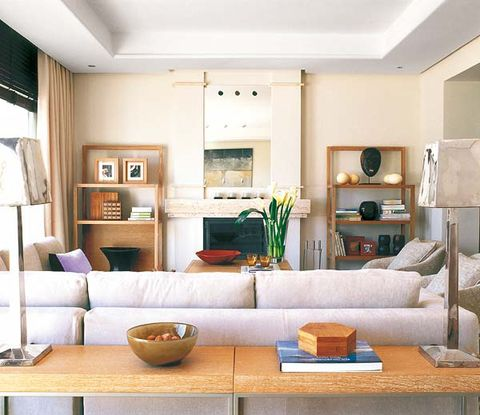 Room, Interior design, Wood, Living room, Furniture, Table, Home, Couch, Floor, Ceiling,