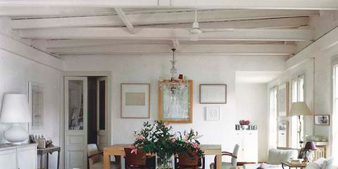 Interior design, Room, Wood, Living room, Home, Floor, Furniture, White, Table, Wall,