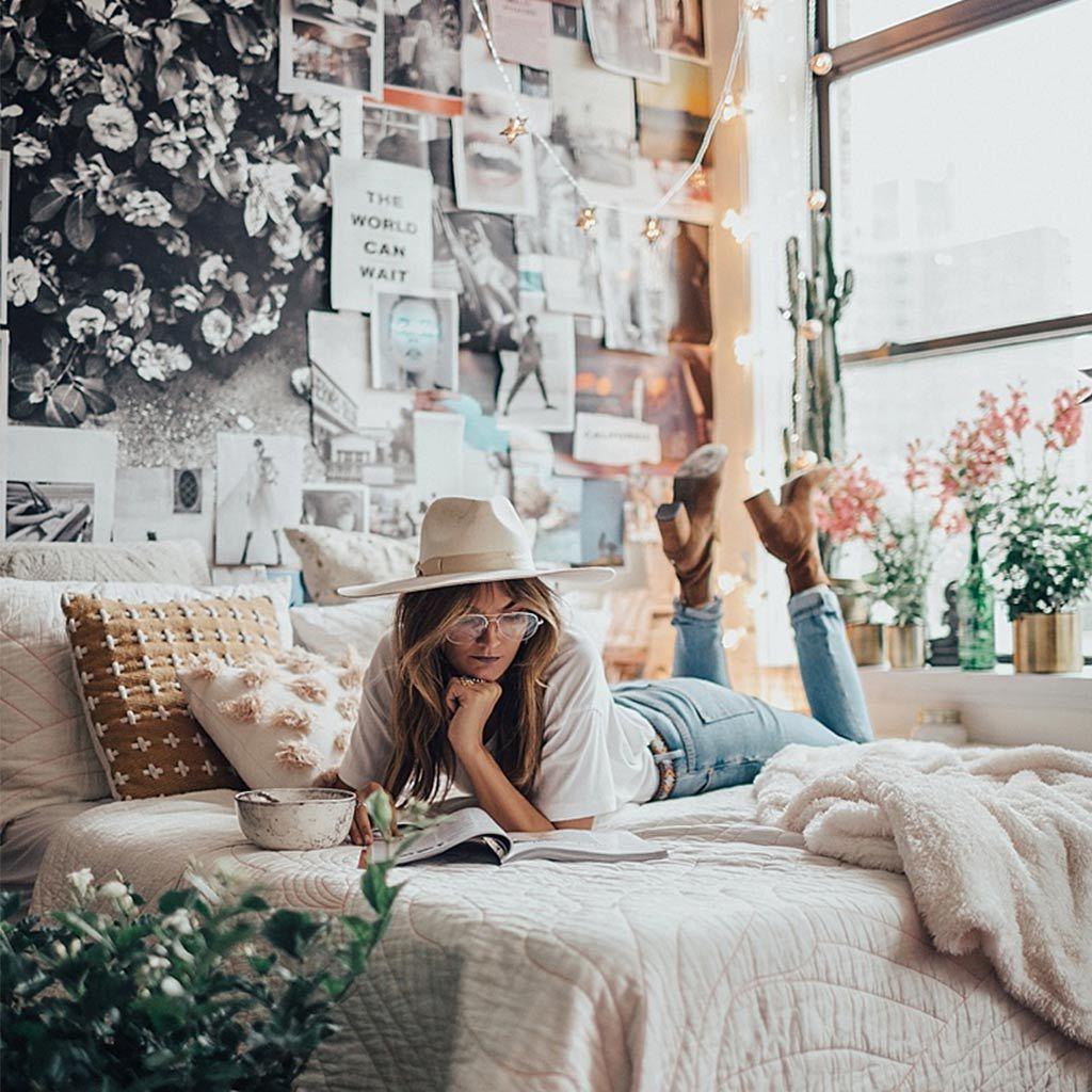 La casa de la blogger Tezza Barton