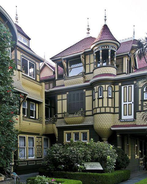 la mansión winchester la casa que construyeron los espÍritus