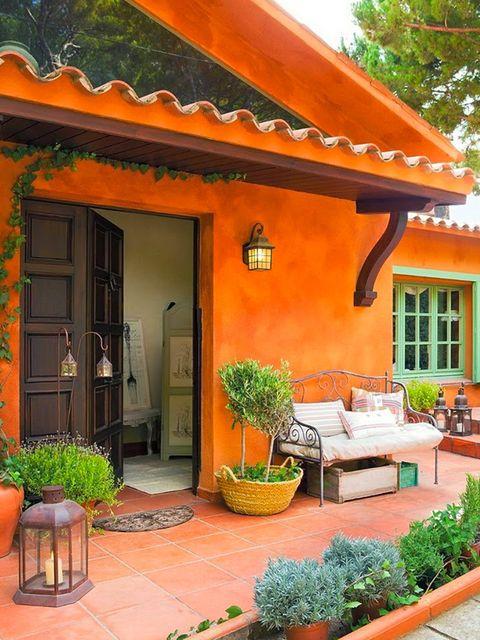 Las mejores casas de campo casas r sticas en pinterest for Las mejores fachadas de las villas