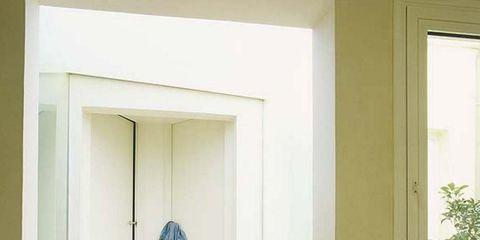 Window, Room, Wall, Interior design, Flooring, Fixture, Daylighting, Molding, Towel, Paint,