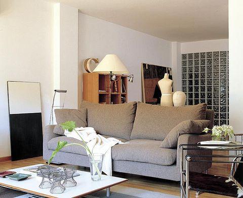 Room, Interior design, Living room, Home, Furniture, Table, Wall, Couch, Interior design, Coffee table,