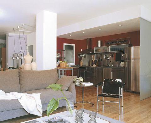 Interior design, Room, Floor, Flooring, Wall, Home, Living room, Ceiling, Couch, Interior design,