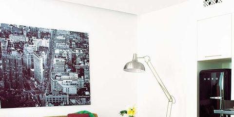 Room, Interior design, Furniture, Floor, Table, Wall, Couch, Flooring, Interior design, Home,