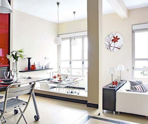 Room, Interior design, Floor, Flooring, Ceiling, Interior design, Light fixture, Fixture, Daylighting, Ceiling fixture,