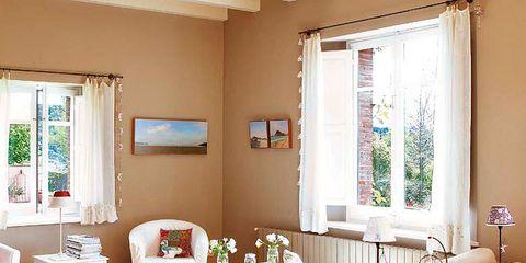 Room, Interior design, Tablecloth, Wood, Textile, Floor, Table, Flooring, Furniture, Linens,