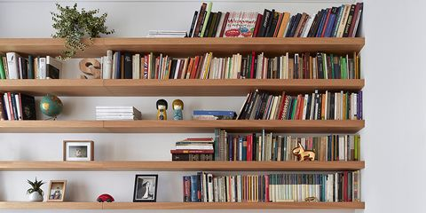 Shelving, Shelf, Furniture, Bookcase, Room, Interior design, Home, Wood, Building, Table,