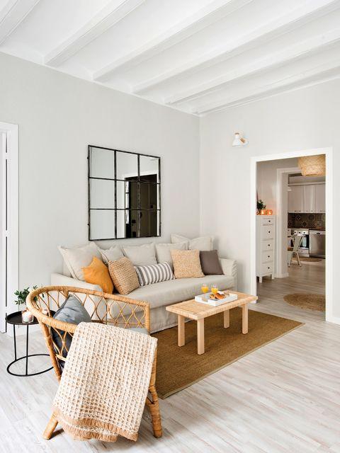 piso reformado salón
