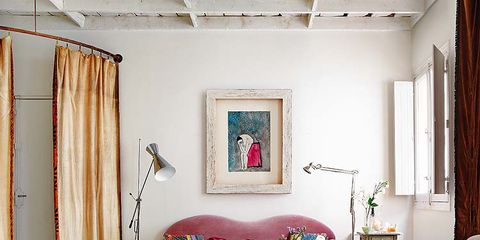 Interior design, Room, Flooring, Floor, Ceiling, Table, Interior design, Furniture, House, Home,