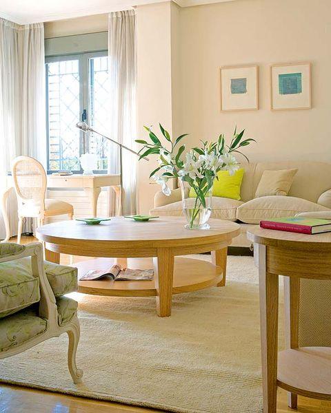 Interior design, Room, Wood, Floor, Furniture, Flooring, Table, Interior design, Home, Window treatment,
