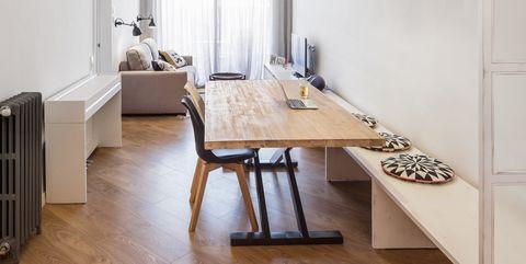 piso de diseño contamporáneo